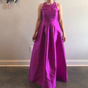 Beautiful pinkish purple She+Sky dress